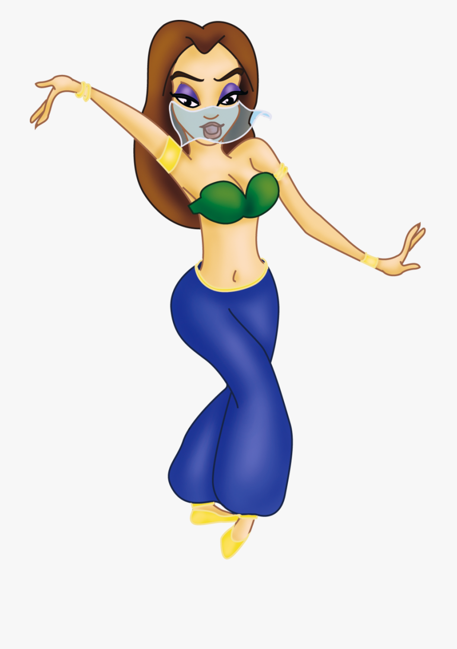 Belly Dancing Pictures Cartoons.