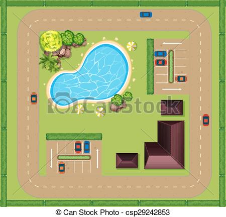 Aerial view Clipart Vector Graphics. 2,386 Aerial view EPS clip.