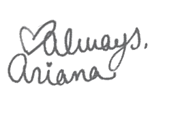 Ariana grande autograph png 1 » PNG Image.