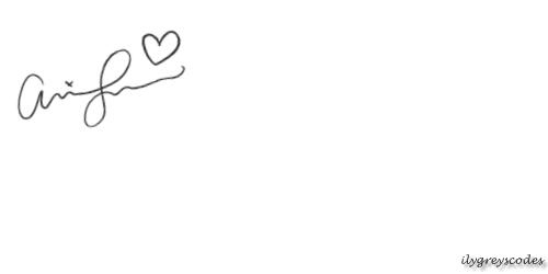 Ariana Grande Autograph Png Vector, Clipart, PSD.