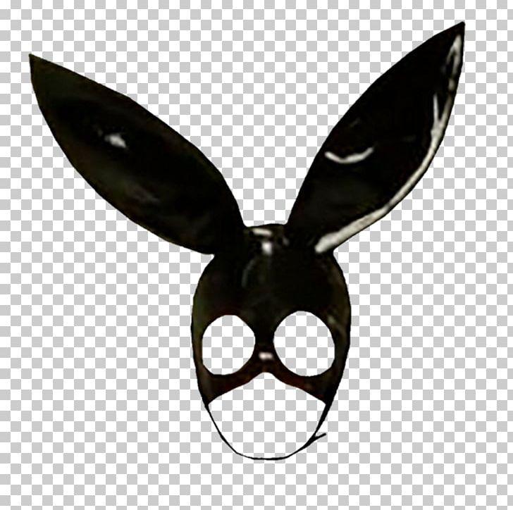 Mask Rabbit Ear Dangerous Woman Costume PNG, Clipart.