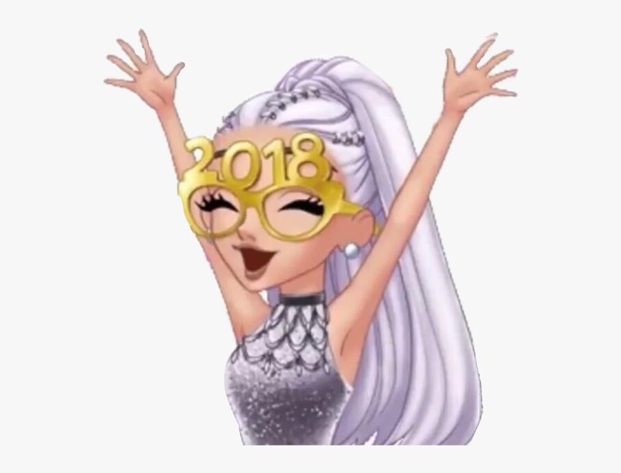 arianagrande #2018 #happynewyear #newyear #ari #ariana.