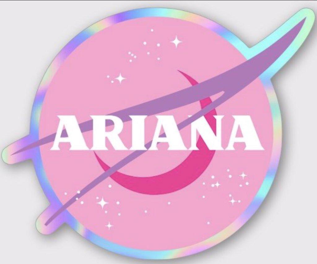Ariana Grande Songs: Ariana Grande Logo.