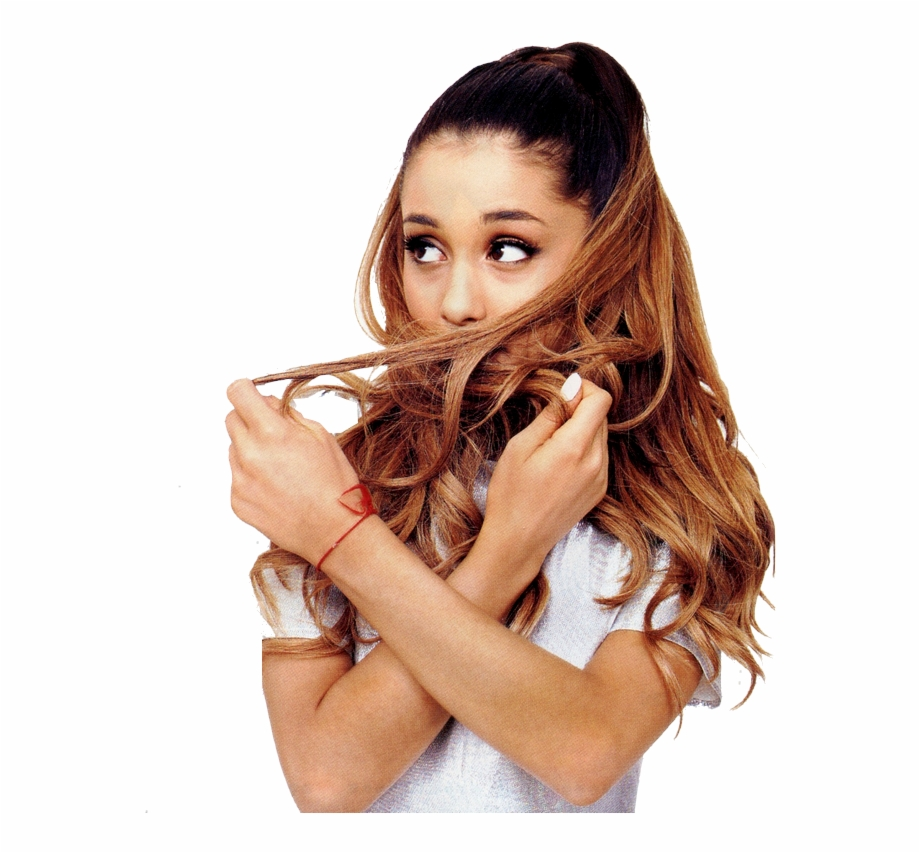 Download Ariana Grande Transparent Png.