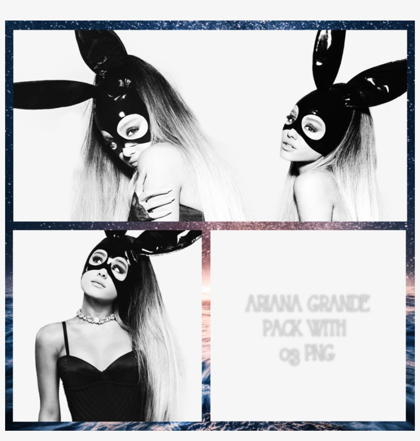 Ariana Grande Pack Png.