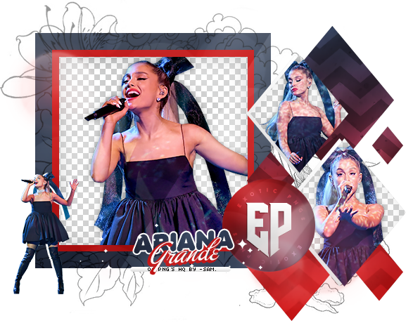 Pack Png 2356 // Ariana Grande. by ExoticPngs on DeviantArt.