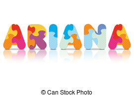 Ariana Illustrations and Clipart. 10 Ariana royalty free.