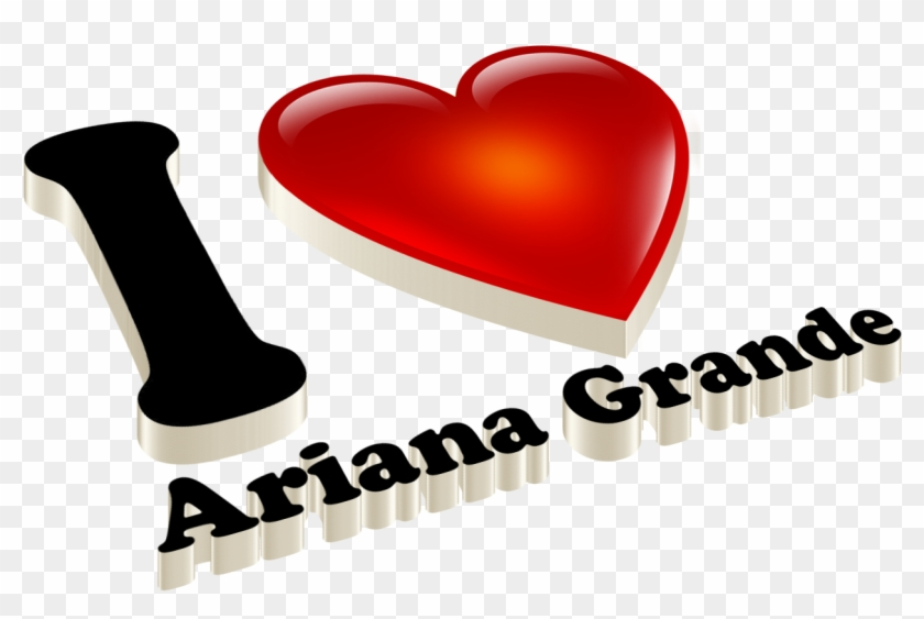 Ariana Grande Name Design, HD Png Download (#1015295).