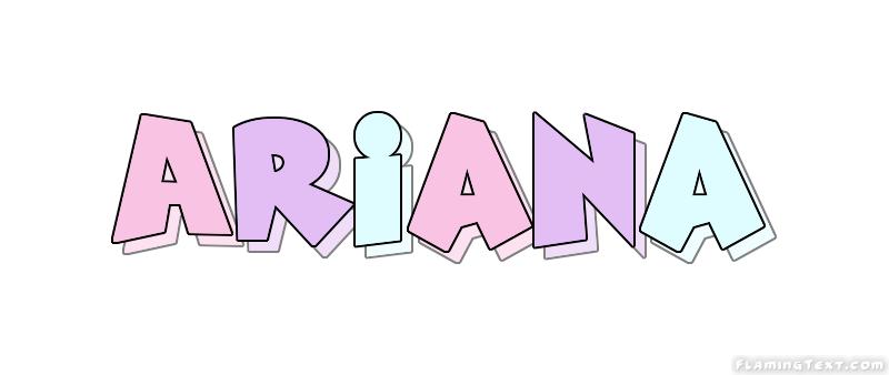 Ariana Logo.