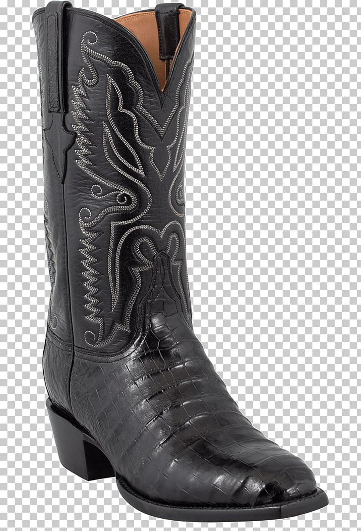 Cowboy boot Ariat Leather, boot PNG clipart.