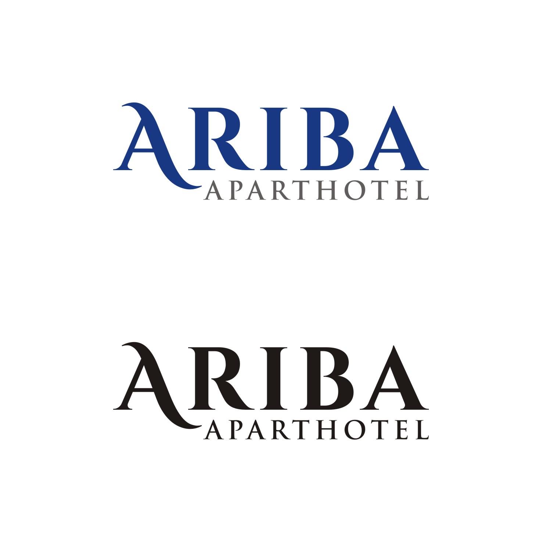 Bold, Professional, Hotel Logo Design for ariba aparthotel.