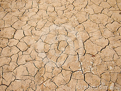 Arid Earth Stock Photography.