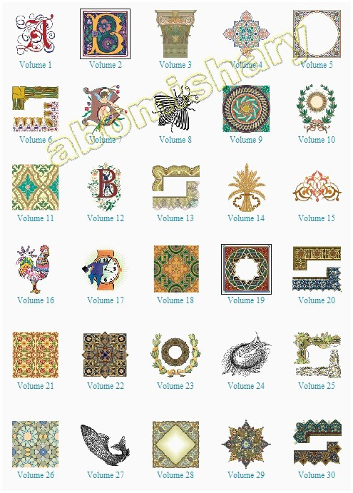 Aridi Vector Clipart Collection.