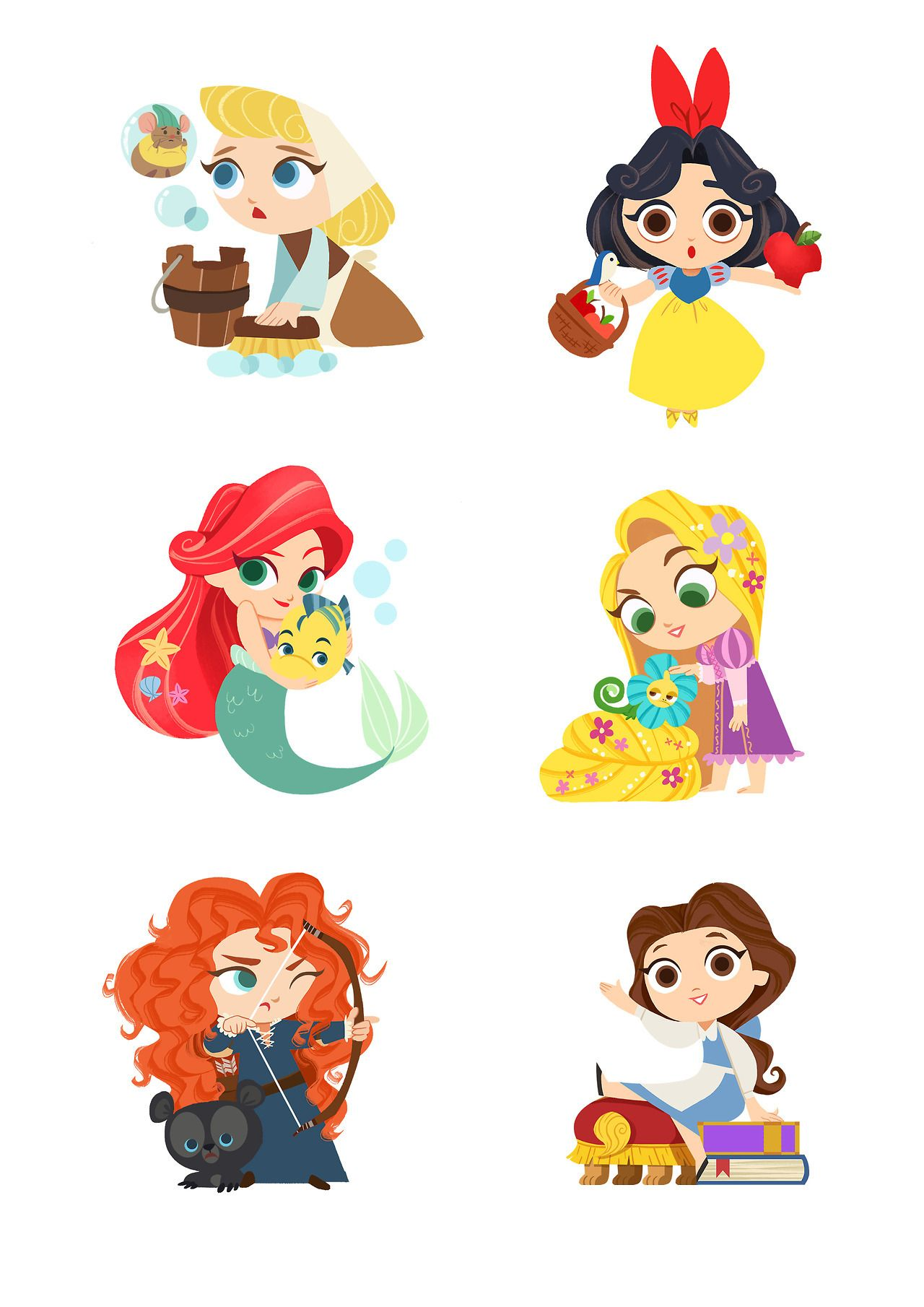 disney princess.