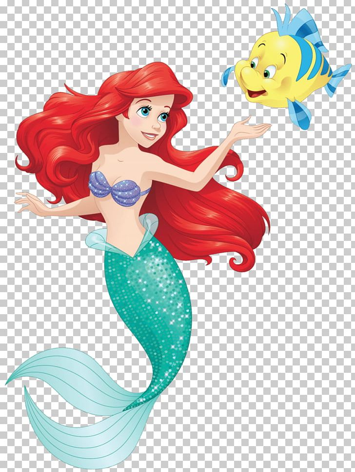 Little Mermaid Ariel And Flounder PNG, Clipart, At The.