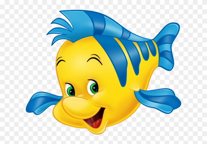 Picture Library Stock Ariel Transparent Flounder.