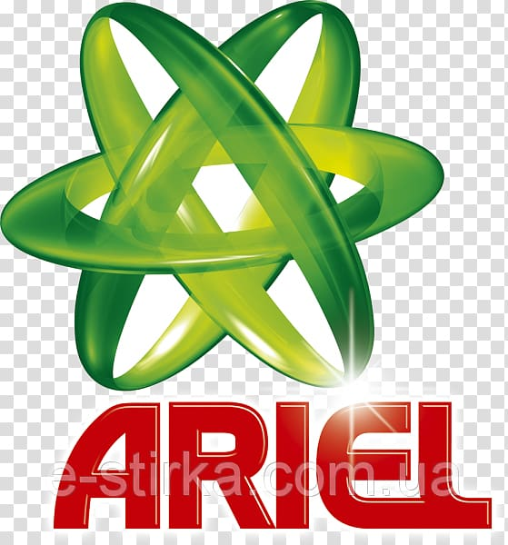Ariel Laundry Detergent Powder, detergent symbol on washing.