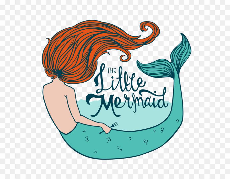 Little Mermaid Logo PNG Mermaid Ariel Clipart download.