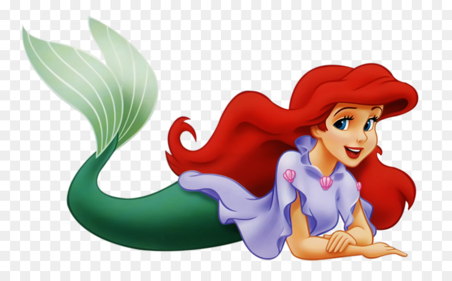 Little Mermaidtransparent png image & clipart free download.