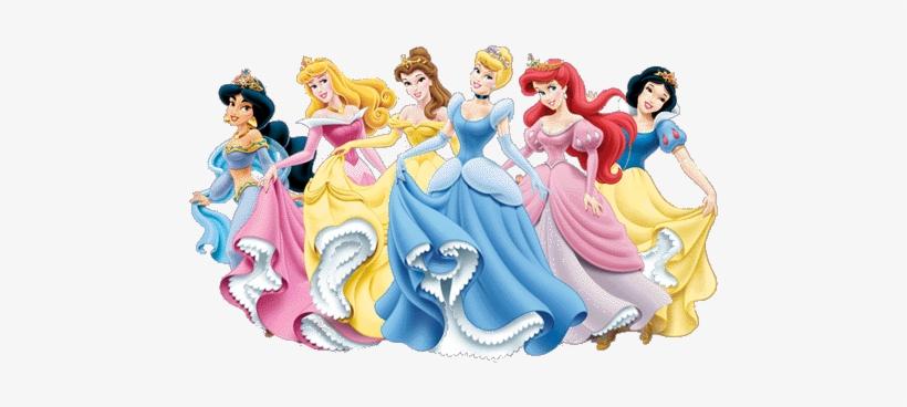 Disney Princess Birthday Clipart.