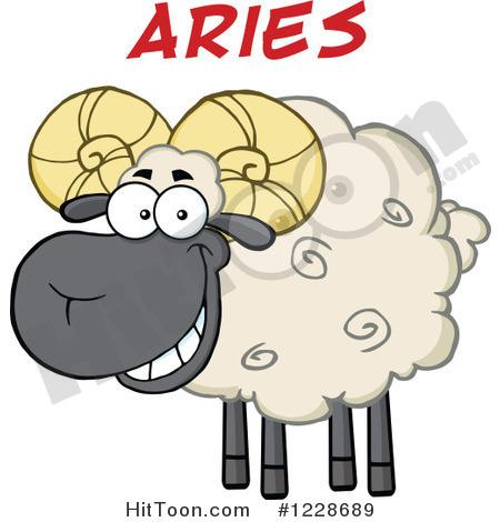 Aries clipart.