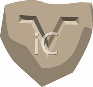 Symbol Rune Stone.