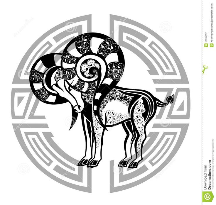 1000+ ideas about Aries Ram Tattoo on Pinterest.