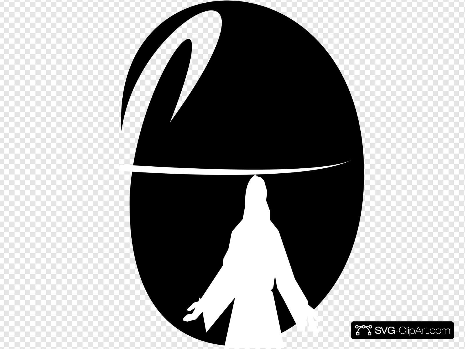 Faith Arise Black Clip art, Icon and SVG.