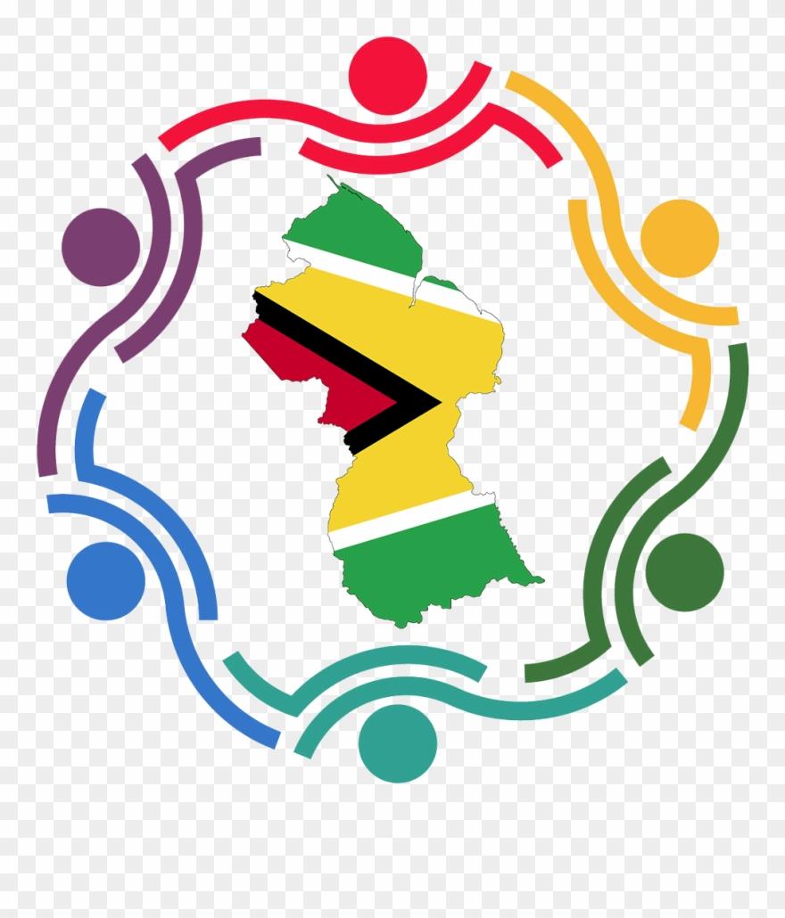 Guyana Arise Clipart (#2627583).