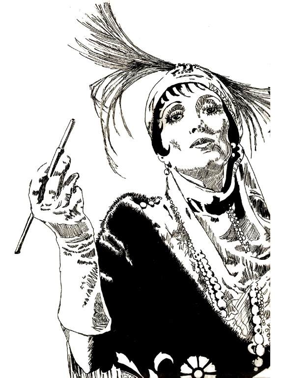 Aristocrat Clipart.