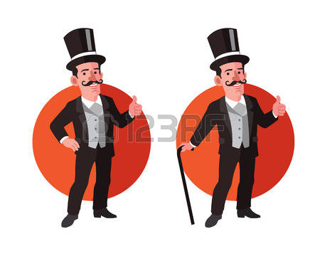 7,842 Aristocrat Cliparts, Stock Vector And Royalty Free.