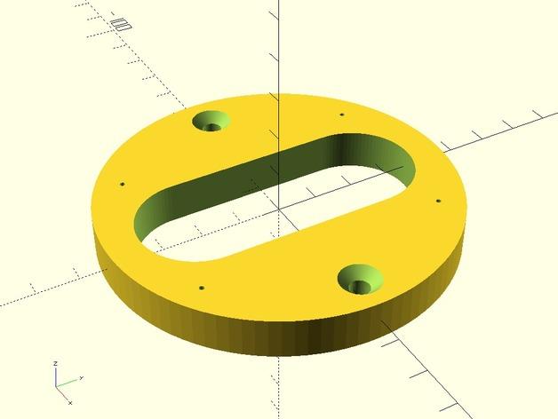 Ariston SME Armboard by technome.