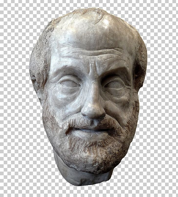 Aristotle Ancient Greece Portrait Ancient Greek Philosophy PNG.