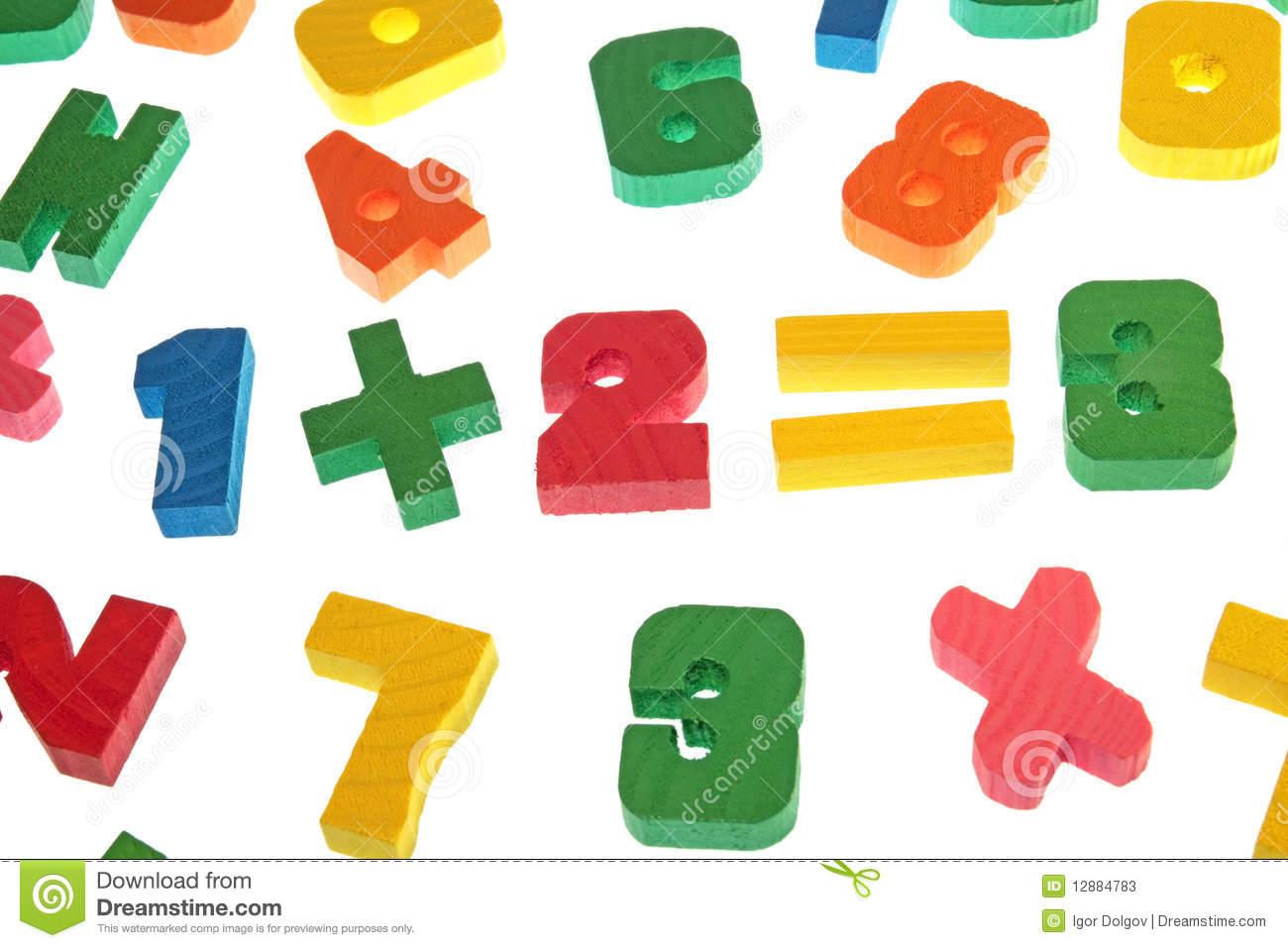 Arithmetic Stock Photos.