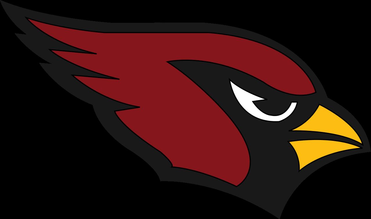 Arizona Cardinals Logo transparent PNG.