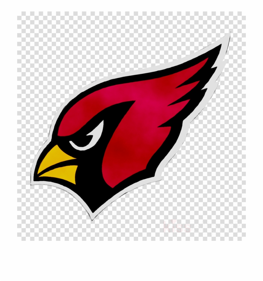 Nfl Bird Illustration Transparent Arizona Cardinals.