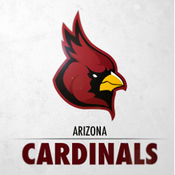 Arizona Cardinals Concept Logo.