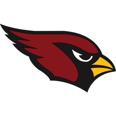 Arizona Cardinals Logo transparent PNG.