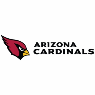 Arizona Cardinals Logo With Horizontal Text Transparent.