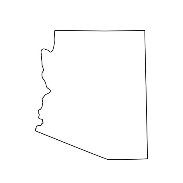 Best Arizona Illustrations, Royalty.