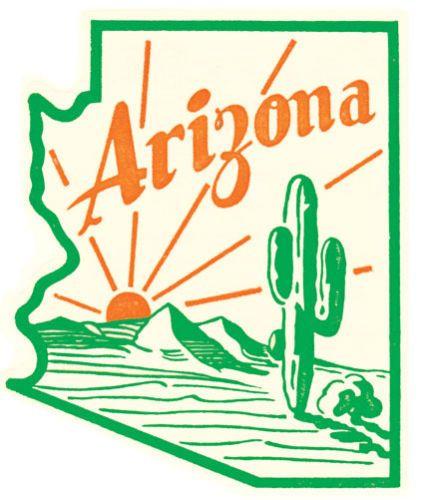 Arizona Clipart.