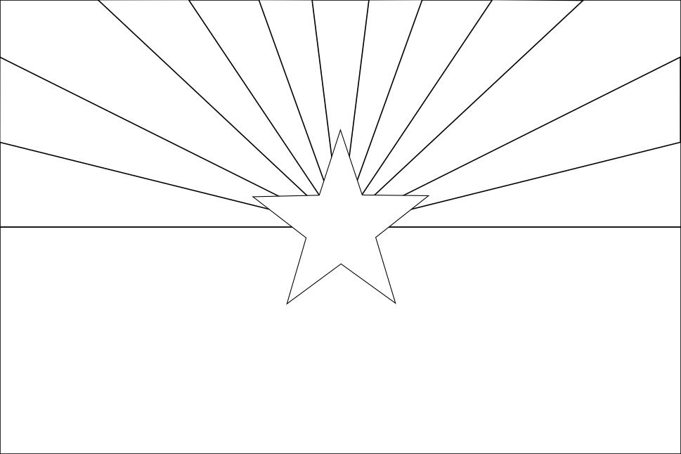 Free Arizona Flag Vector, Download Free Clip Art, Free Clip.