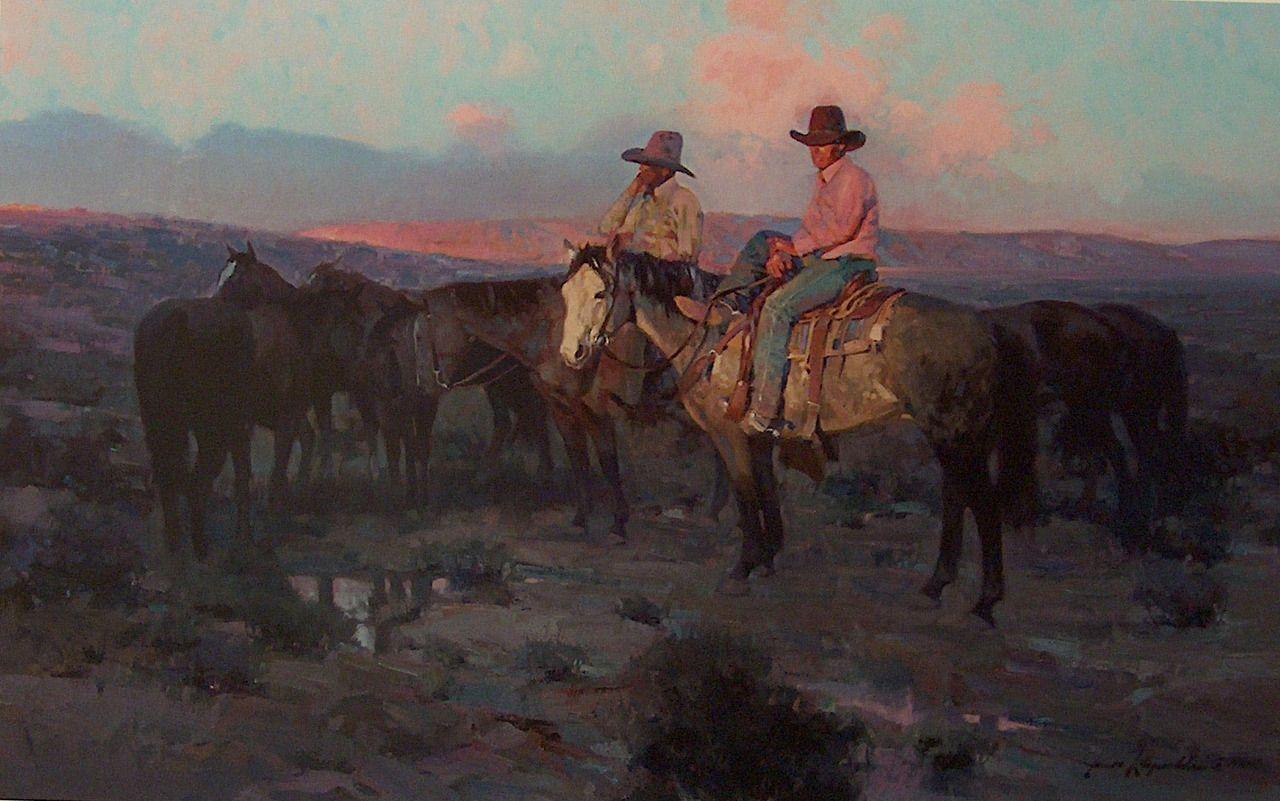 Arizona Cowboys James Reynolds.