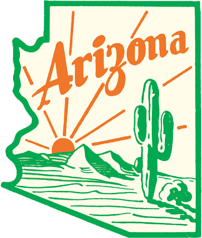 Arizona Cactus Clipart.