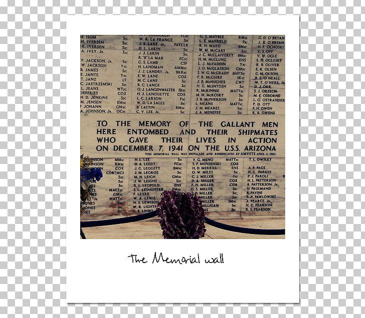 USS Arizona Memorial Paperback Harbor Name Font PNG, Clipart.