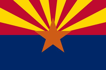 Free Arizona Flag Images: AI, EPS, GIF, JPG, PDF, PNG, and SVG.
