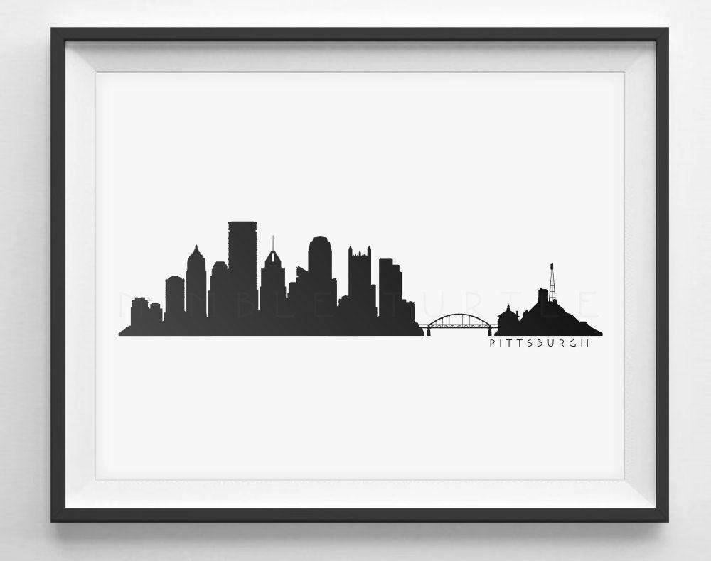 Phoenix Skyline Silhouette at GetDrawings.com.