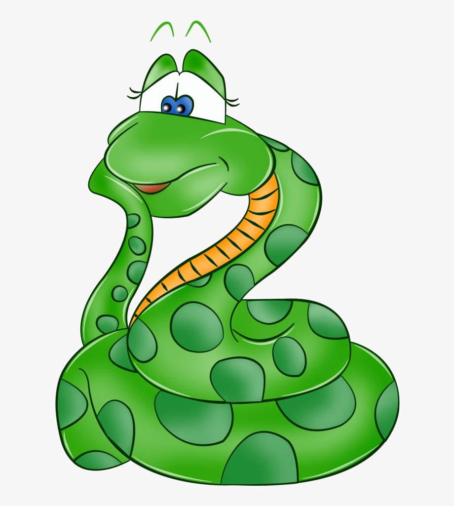 Cartoon Snake Clipart Animals Clip Art Downloadclipart.