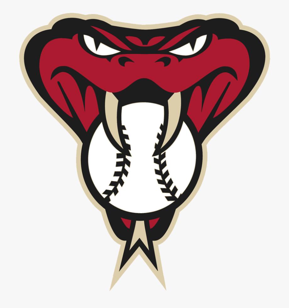 Arizona Diamondbacks Snake Logo Transparent.