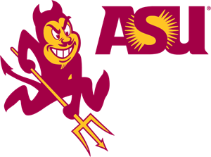 Arizona State University Logo Vector (.EPS) Free Download.